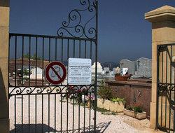 Cimetière marin de Saint Tropez