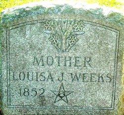 Louisa J. Weeks