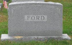Sarah A. <I>Davis</I> Ford