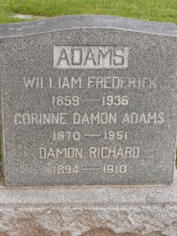 Damon Richard Adams
