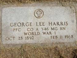 George Lee Harris
