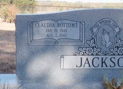Claudia Marie <I>Bottoms</I> Jackson