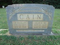 John Robert Cain