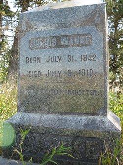 Julius Wanke