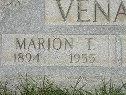 Marion Thomas Venable