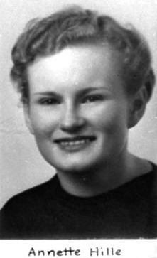 Annette M. <I>Hille</I> Emerson