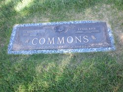 Lynne <I>Rice</I> Commons