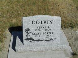 Cecyl <I>Porter</I> Colvin