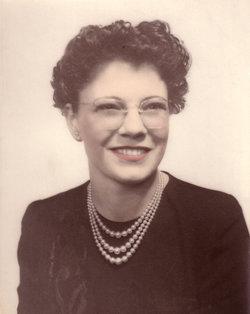 Myrtle Lucille <I>Hatfield</I> Baker