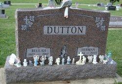 Beulah <I>Waller</I> Dutton