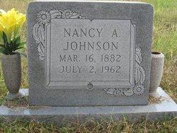 Nancy Alice Elizabeth <I>Robertson</I> Johnson