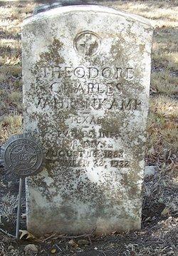 Theodore Vahrenkamp