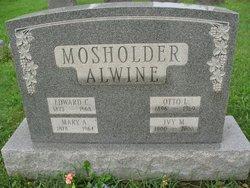 Ivy Mae <I>Mosholder</I> Alwine