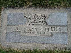 Lucille Ann Stockton