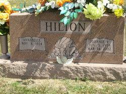 Johnnie Ray Hilton