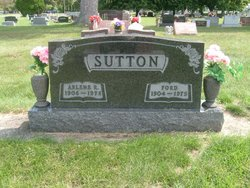 Arlene <I>Cory</I> Sutton