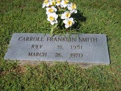 Carroll Franklin Smith