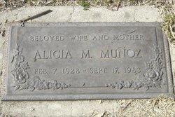 Alicia M Munoz