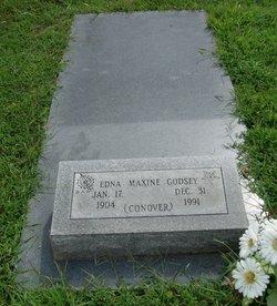 Edna Maxine <I>Conover</I> Godsey