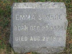 Emma S <I>Pierce</I> Ware