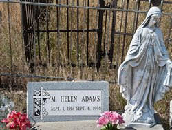 Mary Helen <I>Craig</I> Adams