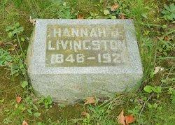 Hannah Josephine <I>Evritt</I> Livingston