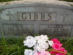 Clarice <I>Bailey</I> Gibbs
