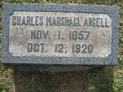 Charles Marshall Angell