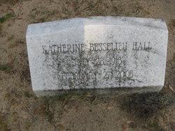 Katherine Cunningham <I>Besselieu</I> Hall