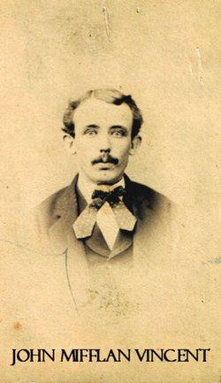 John Mifflan Vincent