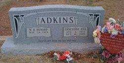 Ernestine <I>Hill</I> Adkins