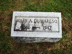 Mary Ann <I>Fleming</I> Dumaresq