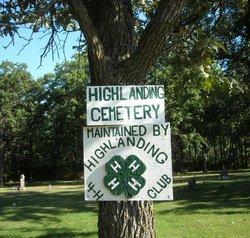 Highlanding Cemetery