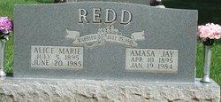"""Amasa Jay """"A.J."""" Redd"""