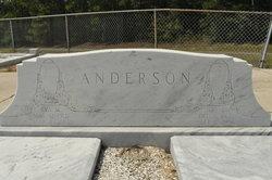 Eva Lee <I>Mosley</I> Anderson