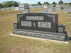 Mattie <I>Ginn</I> Beasley