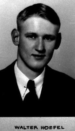 Walter D Hoefel