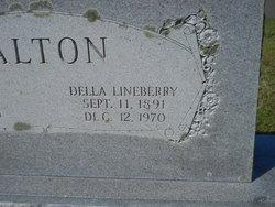 Della Gray <I>Lineberry</I> Dalton