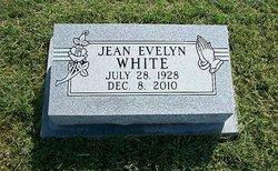 Jean <I>McCarty</I> White