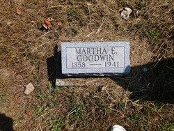 Martha E Goodwin