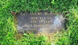 Ray Avery Blount