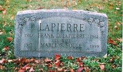 """Francis Daniel """"Frank"""" LaPierre"""