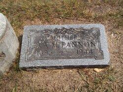 Eva Mary Fannon