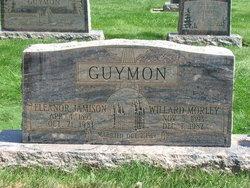 Anna Eleanor <I>Jamison</I> Guymon
