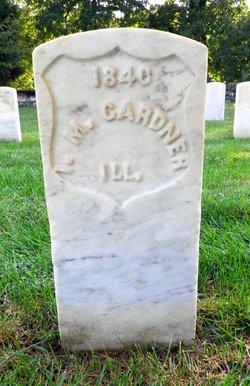 Isaac M Gardner