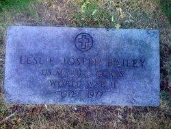 Leslie Joseph Bailey