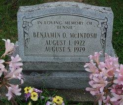Benjamin Oscar McIntosh