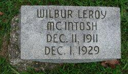 Wilbur Leroy McIntosh