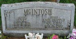 Henry McIntosh