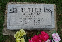 Couchetia Vera <I>Stanley</I> Butler